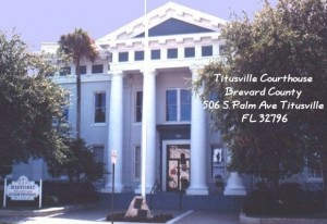 Titusville Courthouse