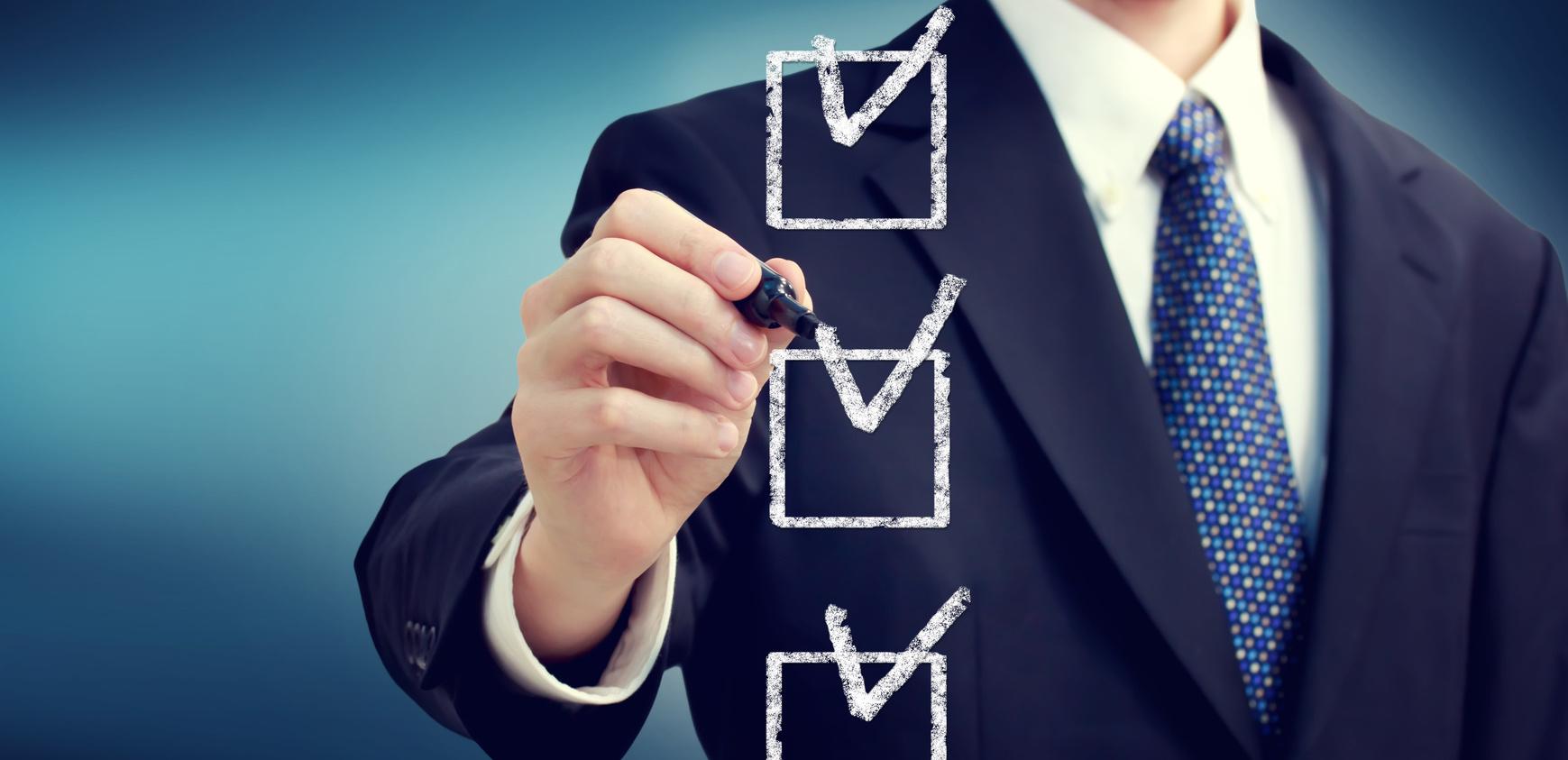 Helpful Resource – Deposition Checklist